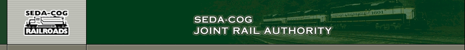 SEDA-COG Joint Rail Authority